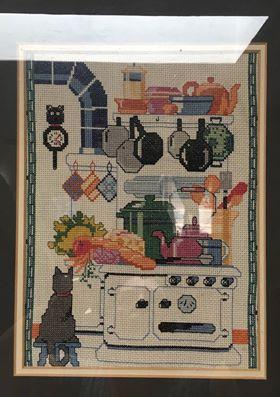 Old Fashioned Kitchen